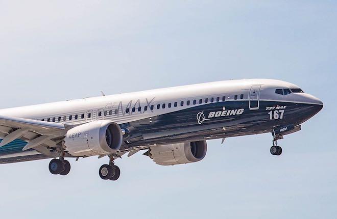 737MAX-8 испытания ПО