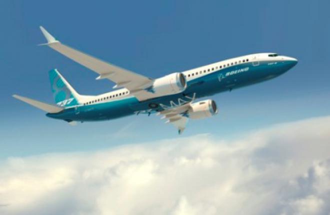 Авиастроитель Boeing утвердил конфигурацию самолета Boeing 737MAX-8