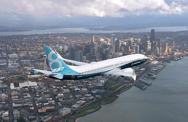 За штурвалом Boeing 737MAX