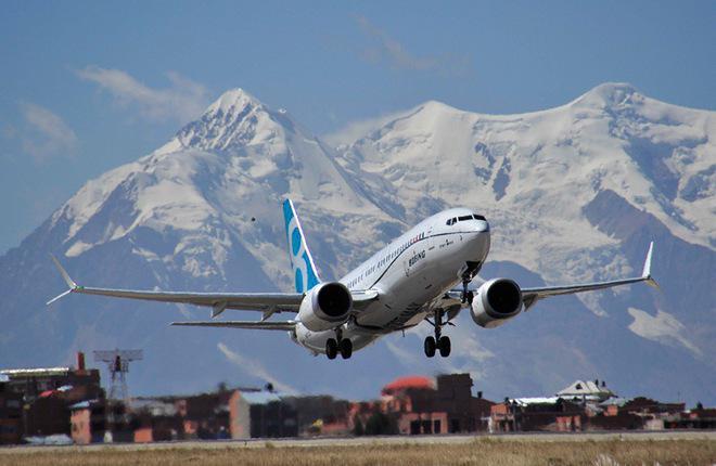 На Boeing 737MAX задумали поставить двигатели от A321neo