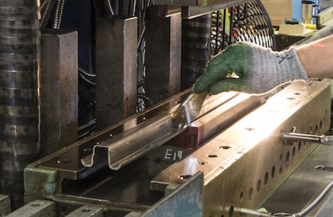 Начато производство фюзеляжа для Boeing 737MAX