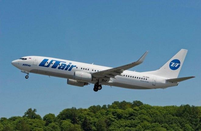 "Boeing 737-500 ""ЮТэйр"""