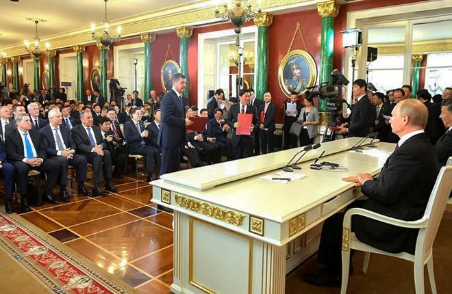 Китай Россия авиация соглашение реализация
