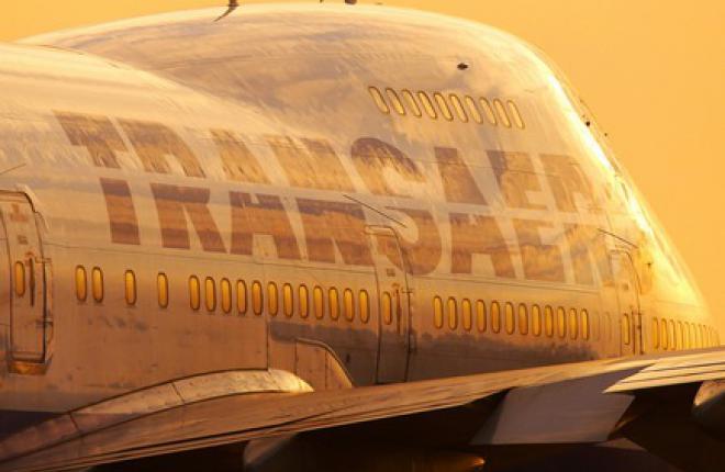 """Авиакомпании """"Трансаэро"""" отчиталась о дефиците капитала"""
