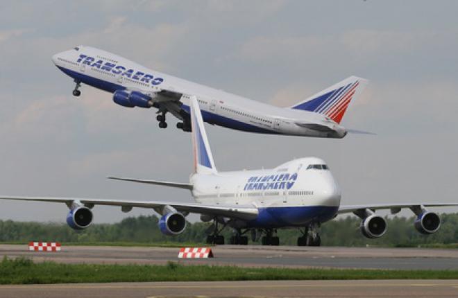 """Авиакомпания """"Трансаэро"""" уточнила сроки поставок новых Airbus и Boeing"""