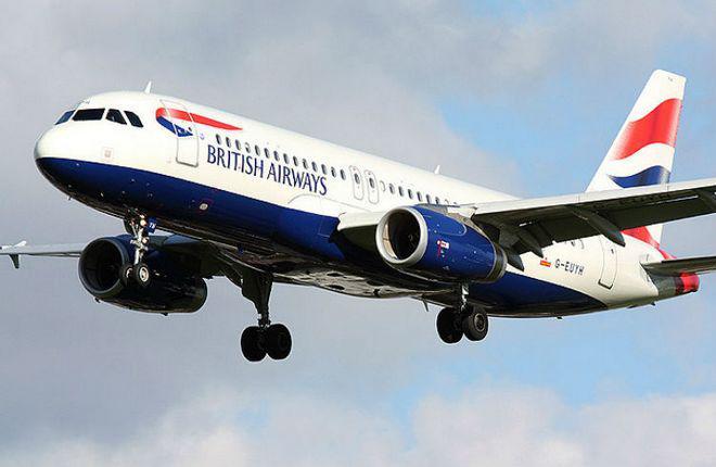 Авиакомпания British Airways упростит оформление групповых перелетов