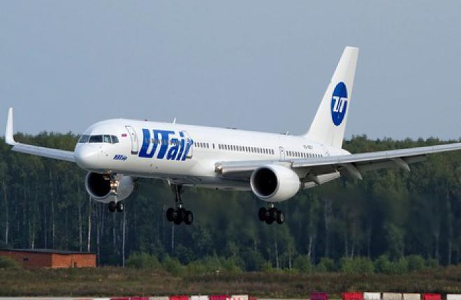 """Авиакомпания """"ЮТэйр"""" передала своему дочернему подразделению девять Boeing 757-200 под чартеры туроператора Anex Tour"""