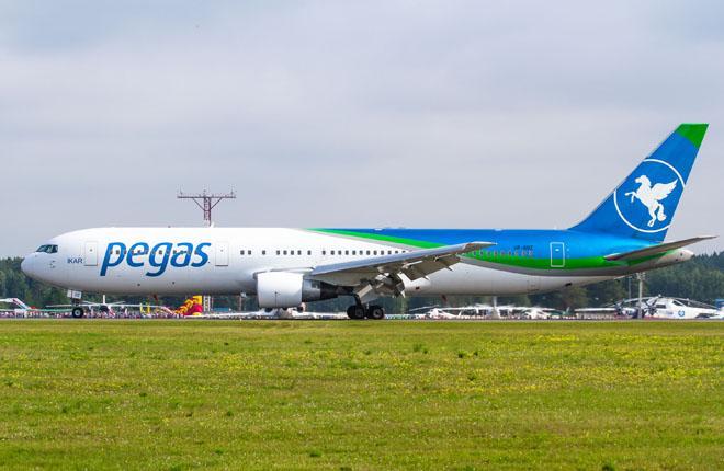 """Главная задача NW Technic — ТО ВС авиакомпаний, входящих в группу компаний """"Пегас"""":: Pegas Fly"""