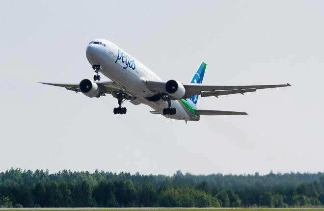 Авиакомпания Pegas Fly стала членом IATA