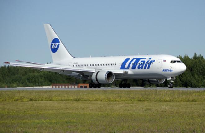 Авиакомпания «ЮТэйр» получила первый широкофюзеляжный самолет Boeing 767-200ER