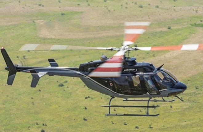 На УЗГА собрали второй вертолет Bell-407GXP