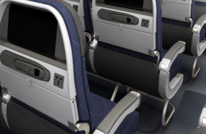 Авиакомпания American Airlines стала первым американским эксплуатантом Boeing 77