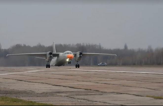 На Украине начались летные испытания Ан-132D