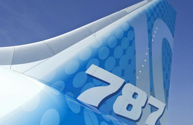 Boeing завершил работу над защитой эскизного проекта самолета Boeing 787-10