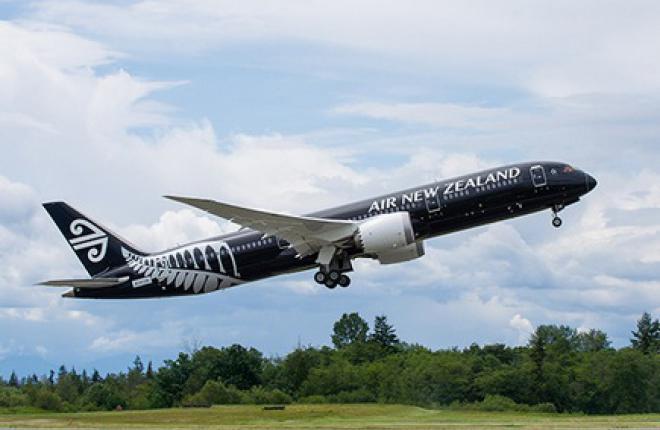 Boeing 787-9 получил сертификаты EASA и FAA