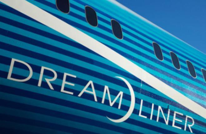 FAA разрешила самолетам Boeing 787 летать 330 минут по ETOPS