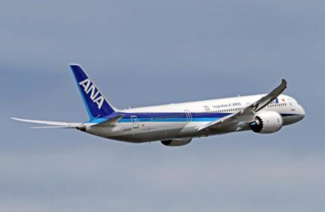 Самолет Boeing 787-9 совершил первый коммерческий рейс