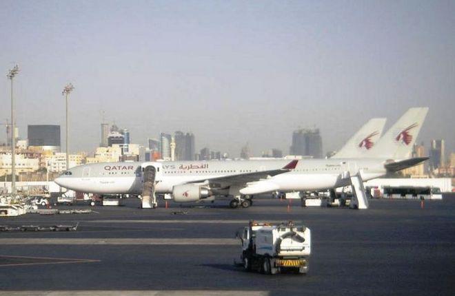 В аэропорту Дохи ввели дополнительные сборы с пассажиров
