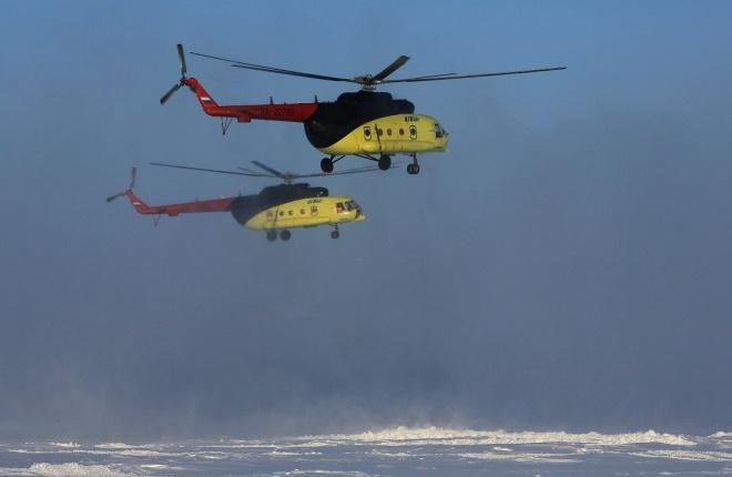 «ЮТэйр — Вертолетные услуги»