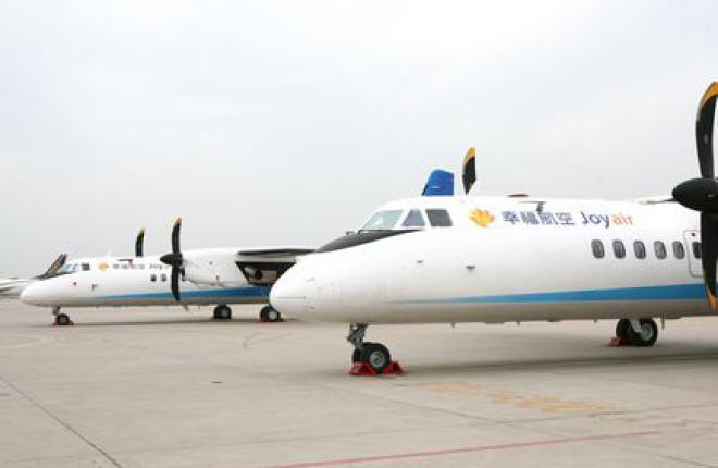 AVIC назвала стартовых заказчиков турбовинтовых MA700