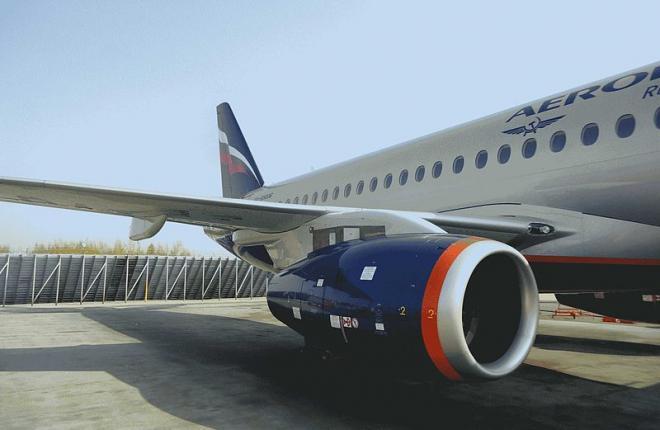 Самолет Superjet 100 (SSJ 100)
