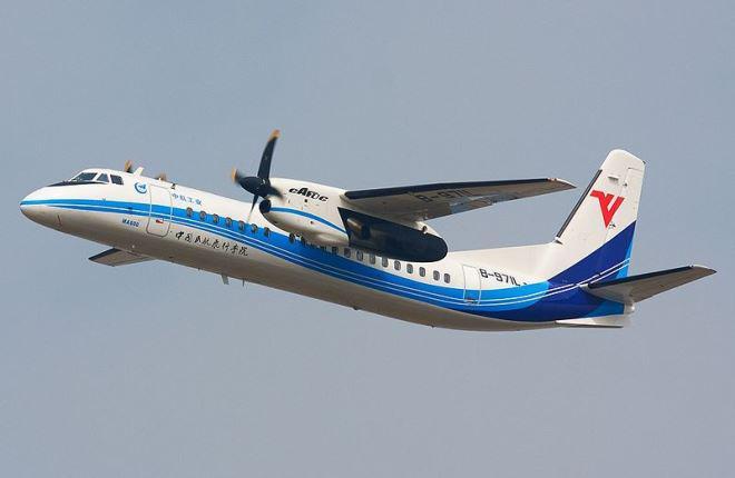 Китайский турбопроп МА600 получил первый иностранный сертификат