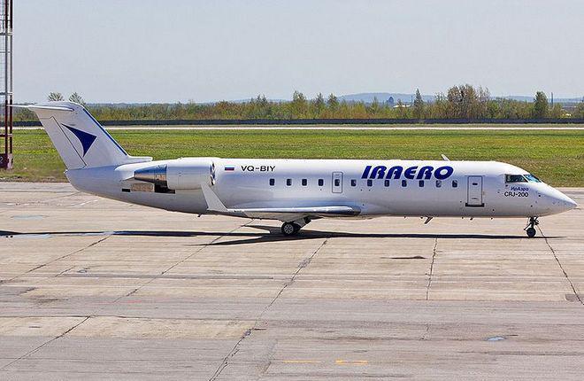 """Авиакомпания """"ИрАэро"""" приобретет четыре самолета SSJ 100"""