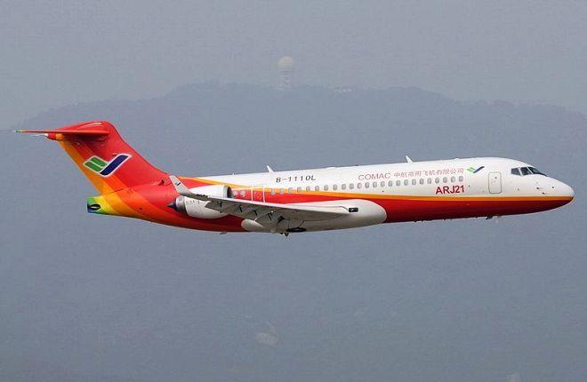 Самолет ARJ21