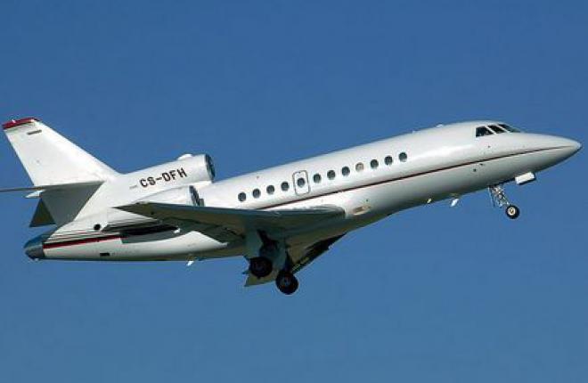 Jet Aviation Vnukovo займется техобслуживанием самолетов Falcon 900EX