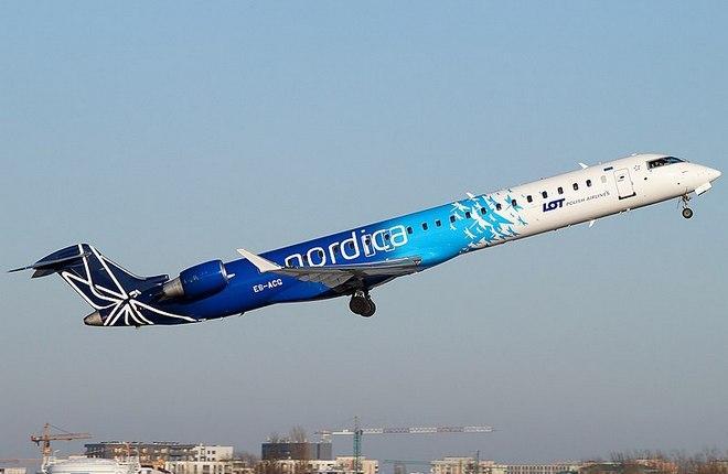 ВСУ самолетов Nordica обслужит StandardAero