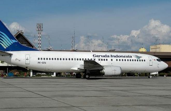 Авиакомпания Garuda Indonesia заказала 50 самолетов Boeing 737MAX-8