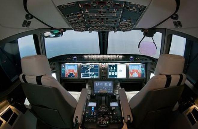 МС-21 станет первым крупным самолетом с активными боковыми ручками управления