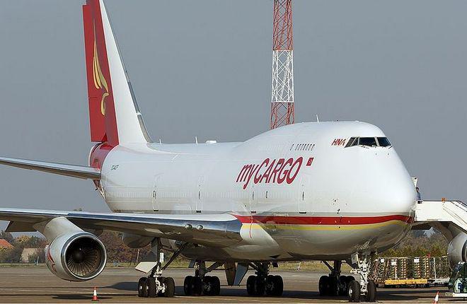 Volga-Dnepr Gulf приступил к работе с турецкими Вoeing 747-400