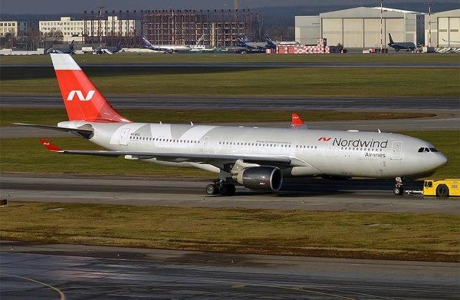 A330 NordWind