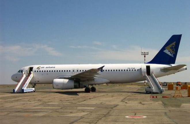 Air Astana возьмет в лизинг еще четыре самолета A320NEO