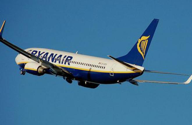 Ryanair договорилась о продаже билетов через дистрибутивную систему Sabre