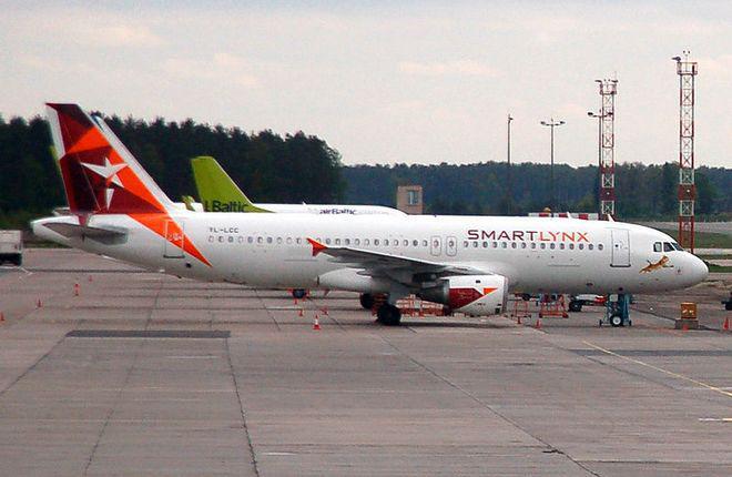Латвийская авиакомпания SmartLynx в 2016 году перевезет более 2 млн человек