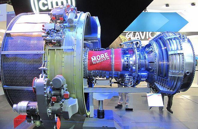 Двигатель LEAP производства CFM International
