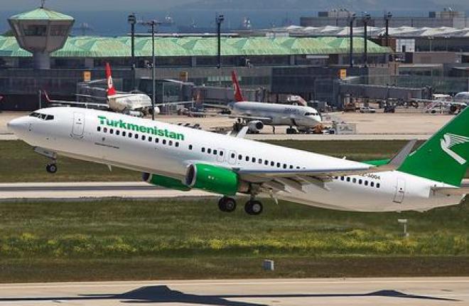 FL Technics проведет C-Check самолетов Boeing 737NG авиакомпании Turkmenistan Airlines