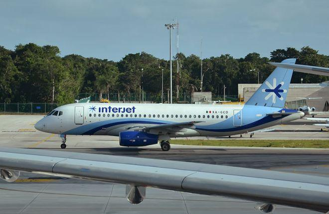 SSJ Interjet
