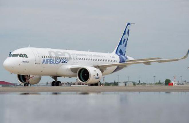 Airbus к 2019 году будет выпускать по 60 самолетов А320 в месяц