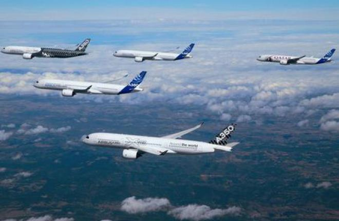 Airbus перевыполнил годовой план