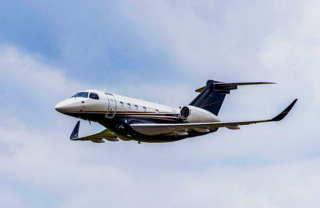 Самолет Praetor 500
