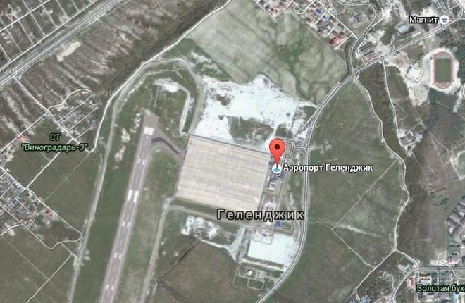 Главгосэкспертиза одобрила строительство нового терминала в аэропорту Геленджика
