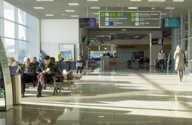 Аэропорт Жуляны
