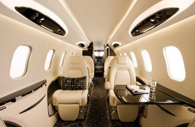 Bоmbardier приостановил работу над бизнес-джетом Learjet 85
