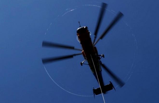 Российские авиавласти одобрили медицинский модуль для вертолета Ка-32А11ВС