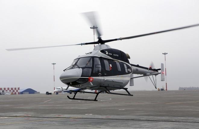 """""""Технодинамика"""" разработает двигатели для вертолетов """"Ансат"""" и Ка-226"""