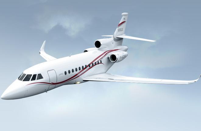 За 2015 год Dassault Aviation вдвое сократила продажи бизнес-джетов