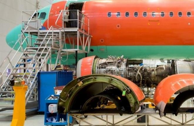 Magnetic MRO займется разборкой самолетов